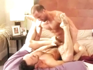 Exotic male in fabulous homo adult movie