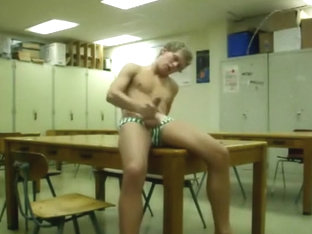 Wanking In The Classroom