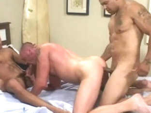 Big Cocks Bareback Double Anal Penetration