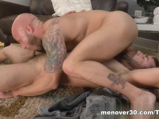 MenOver30 Video: Hot Fucking
