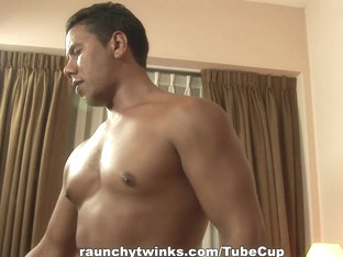RaunchyTwinks Video: Wild Gay Rumble