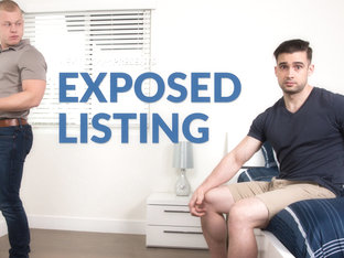 Leo Luckett & Mathias in Exposed Listing - NextdoorStudios