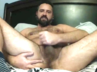 dad loves poppers and getting his ass fucked