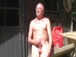 08.06.2014 Pause beim Nacktwandern