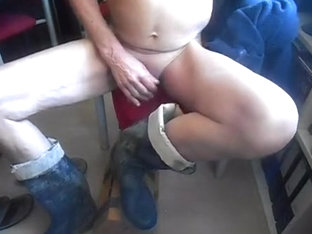 nlboots - just playing in muddy boots