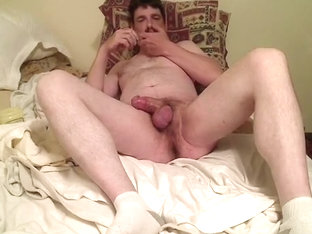 Jerk-off, poppers, fingering my ass and dildo