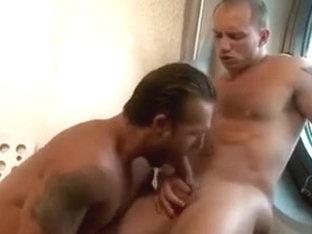 Hot tattooed gay men fuck