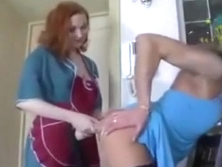 woman strapon crossdresser 2
