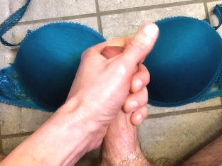 Filling some padded cups