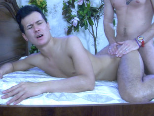 GaysFuckGuys Video: Benny B and Arnold A