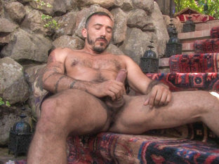 Alessio Romero in Arab Heat, Scene #10