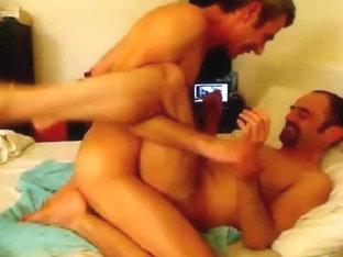 Horny daddies fucking hot