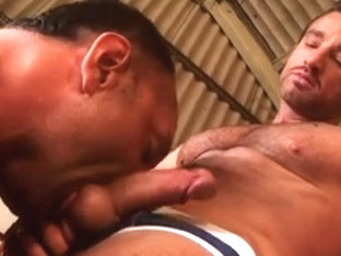 Gay Guys In The Farm...