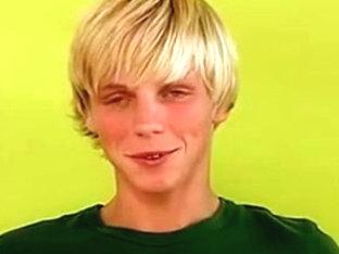 Blonde Stroking