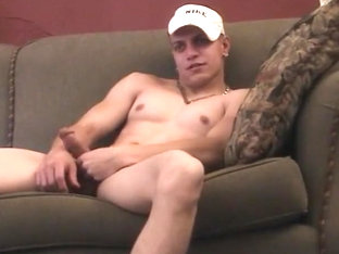 Young Cade Learns To Love Anal Screwing