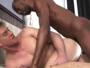 White Twink Ridden Hard By The Bbc