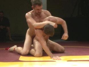 NakedKombat Cameron The Kin Killer Cade vs Dayton The Doc OConnor