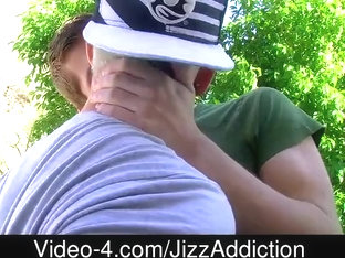 Kelan Carr Acquires Cummed All Over - Austin Lucas And Kelan Carr