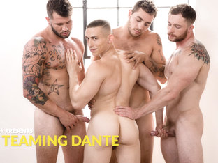 Dante Martin & Markie More in Tag Teaming Dante - NextdoorStudios