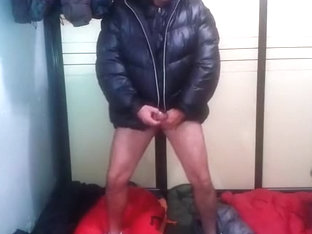 Cum Down my Jacket Collection