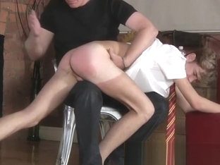 Gay video bondage instructions and boy bondage Spanking The Schoolboy