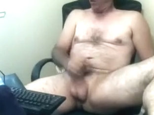 Juicy boy is jerking off within doors and memorializing himself on web cam