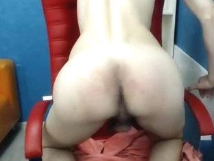 Naked guy delivers a hot cumshot