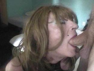 Diannexxxcd sexy blonde deepthroat cocksucking