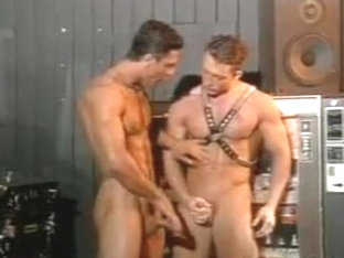 Leather Orgy Bareback
