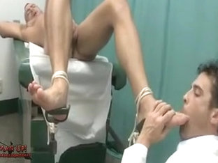 Incredible male in best bdsm, fetish gay porn video