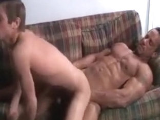 Dad And Step Son Fuck Great