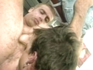 Horny male pornstars Randi Storm and Matt Windsor in amazing hunks, masturbation homo porn video