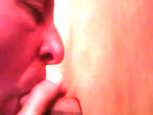 Incredible male in hottest glory hole, amateur gay adult movie