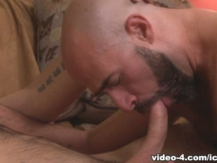 Ty Roderick & Damon Andros in Fathers And Sons 4, Scene 02 - IconMale