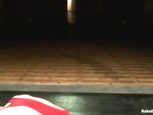 NakedKombat Dak Ramsey vs Mitch Colby