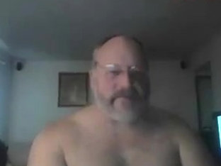 Hairy Naked Dad
