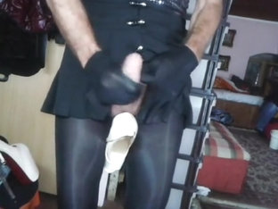 Cum on high heels mix 798