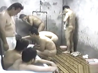 Japanese Locker Room