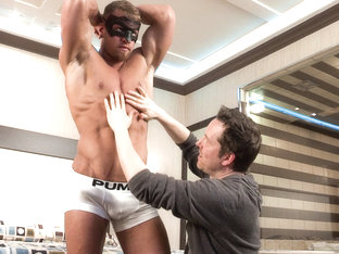 Pascal & Zack Lemec in Never Seen - Part 3, Scene #01 - MaskUrbate