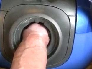 vacuum cleaner makes me cumming