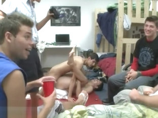 Adrian-hot college boys movie with their name party