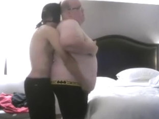 Sexy Chubby Romantic Breeding by Masked Chaser Boy