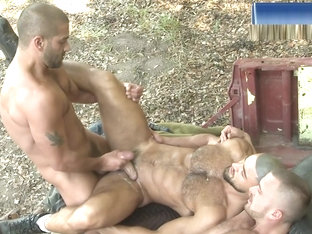 Breakers: Darius Falke & Francois Sagat and Tony Buff!!