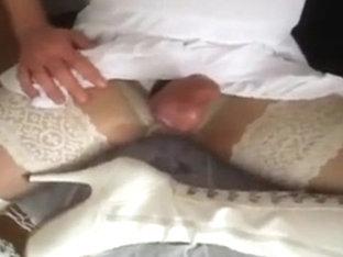 nylon Cum 8