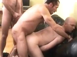 Horny Mens Bareback Party