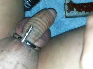Blooper after one week device early cum