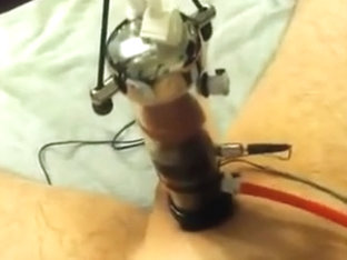 SeriousKit Milker with Electro SPT and Anal Probe