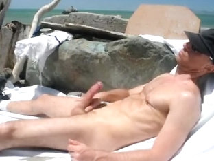 beach wank part II
