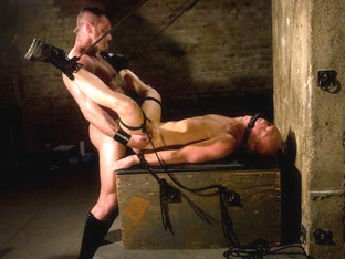 Master Tober Brandt and slave chet.