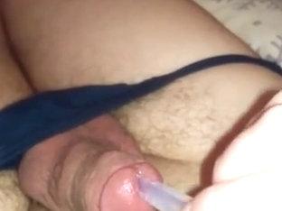 Fucking my penis hole